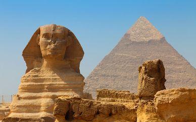 Le Meridien Pyramids, Hilton Resort Hurghada & MS Royal Viking 5*