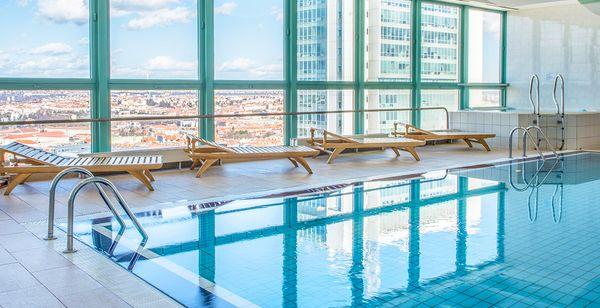 Panorama Hôtel Prague 4*