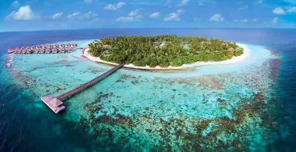 Outrigger Konotta Maldives Resort 5* et croisière possible