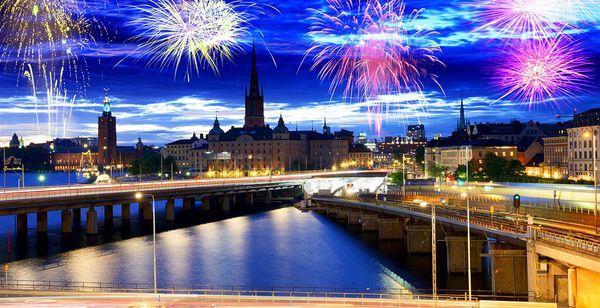 Circuit et croisière 4* : nouvel an dans la Baltique