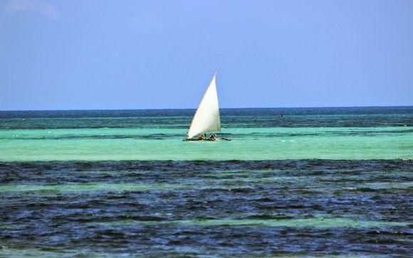 Welkom op... Zanzibar!