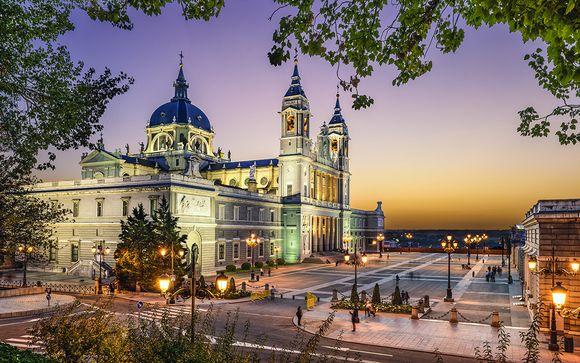 Welkom in Madrid, Salamanca