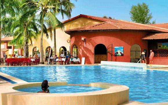 Uw hotel tijdens het strandverblijf