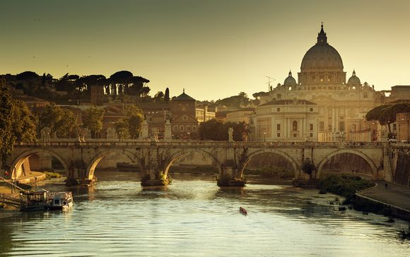 Welkom...in Rome
