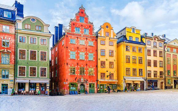 Welkom in ... Stockholm!