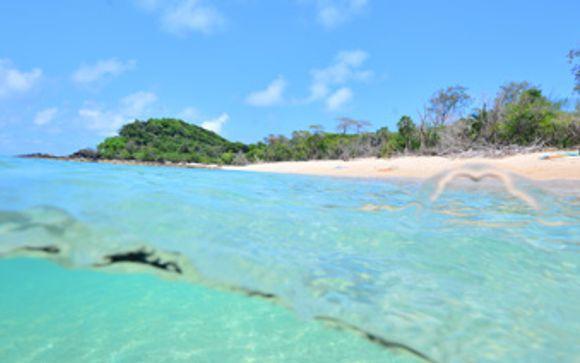 Extra opties in Cairns