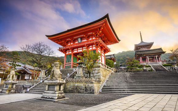 Extra opties vanuit Kyoto