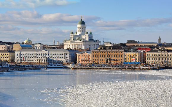 Welkom in... Stockholm en Helsinki