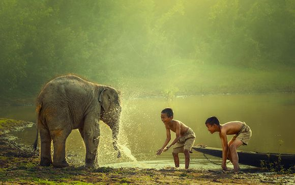 Welkom in... Laos en Cambodja