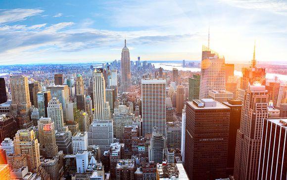 Welkom in... New York