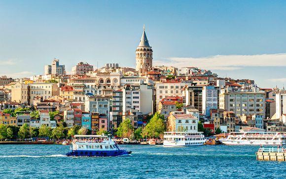Welkom in... Istanbul
