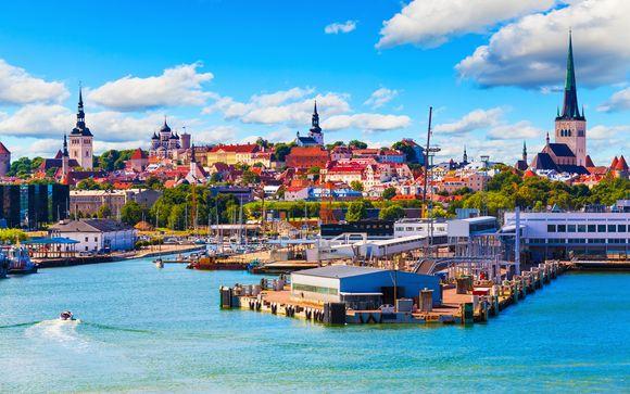 Welkom in ... Finland en Estland!