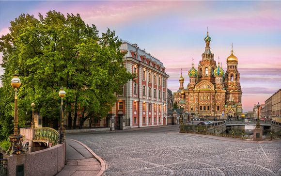 Welkom in ... Sint-Petersburg!