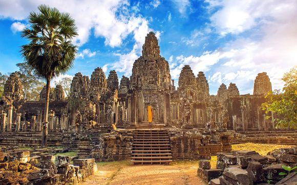 Welkom in ... Thailand en Cambodja !