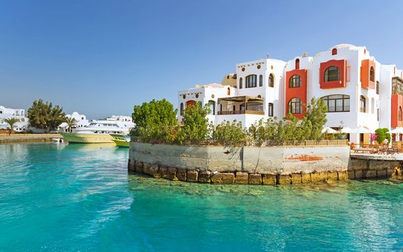 Caribbean World Resort Soma Bay 5*