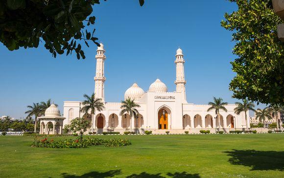 Extra opties in Oman