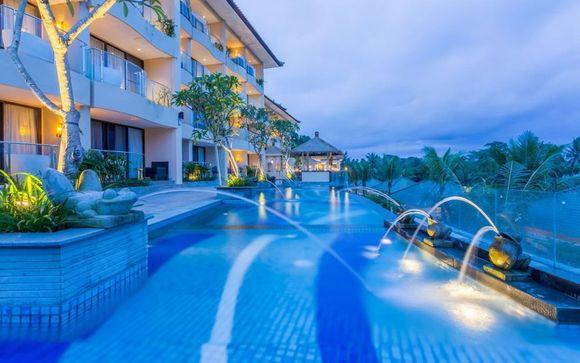 Seres Spring Resort 5* in Ubud