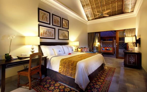 Sudamala Suites & Villas 5* in Sanur