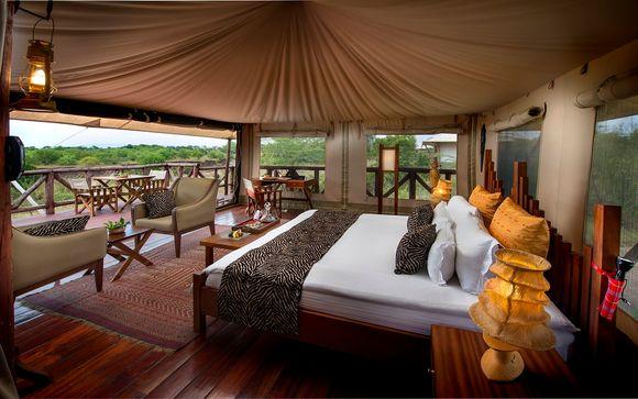 Neptune Mara Rianta Luxury Camp 5*
