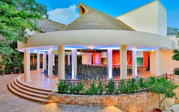 Hotel Occidental at Xcaret 5* in Playa del Carmen