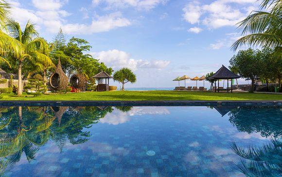 Adiwana D'Nusa Beach Club 4*