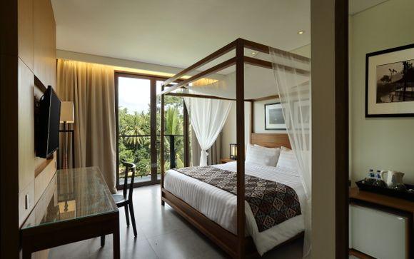 Hotel Plataran Ubud 5*