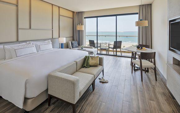 Uw strandverlenging in Melia Ho Tram Beach Resort 5*