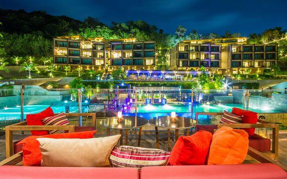 Votre séjour balnéaire à l'hôtel Sunsuri Phuket 5*