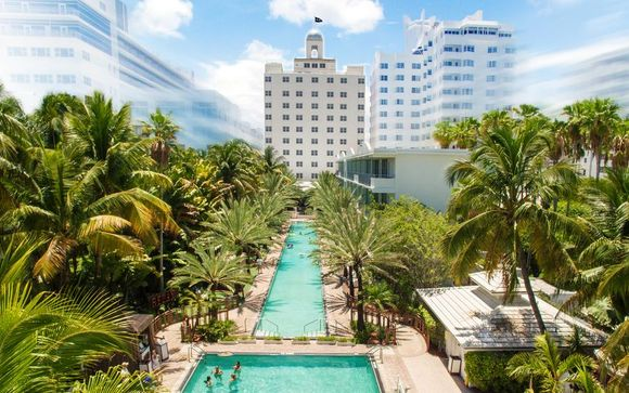 The National Hotel 4* - Miami