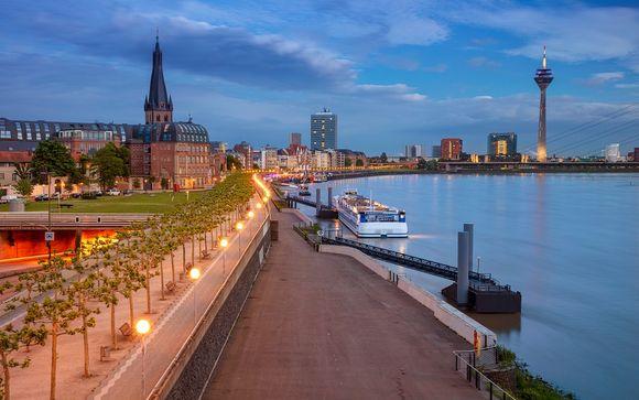 Welkom in  ... Düsseldorf !