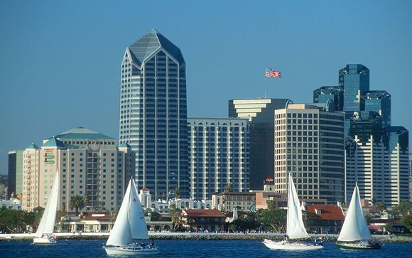 Welkom in... San Diego