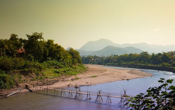 Willkommen in... Laos!