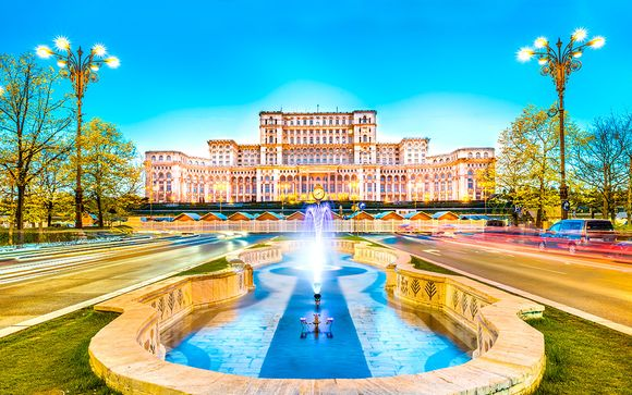 Willkommen in... Bukarest!