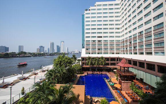 Ramada Plaza by Wyndham Bangkok Menam Riverside 5*