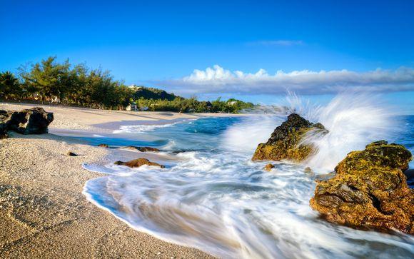Ihr optionaler Stop-over auf La Réunion