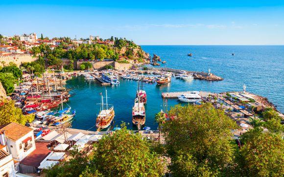 Ihr Ausflug: Antalya City Tour