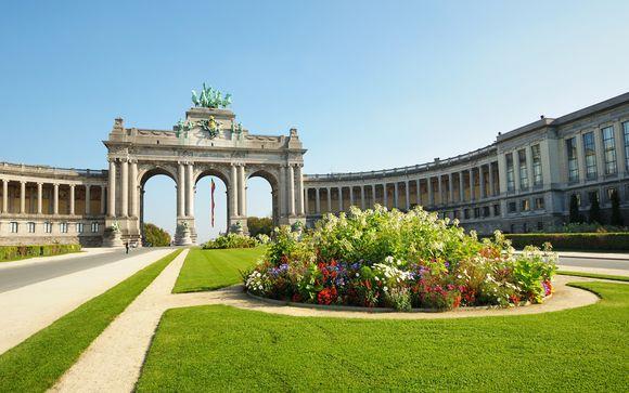 Willkommen in... Belgien!