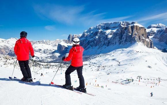 Das Skigebiet Speikboden - Campo Tures