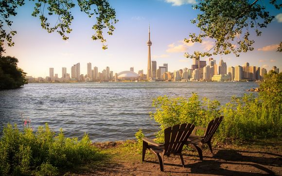 Willkommen in... Toronto!