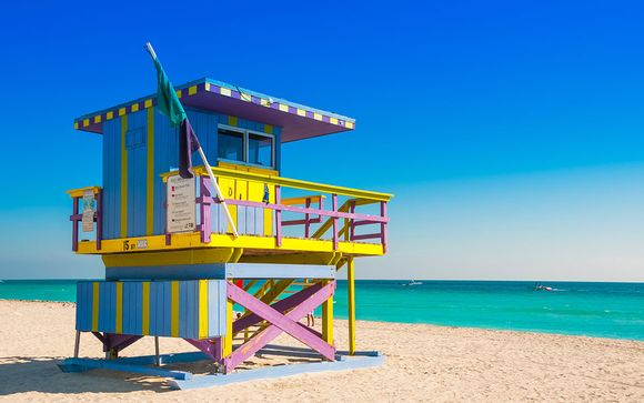 Willkommen in... Miami und New York!