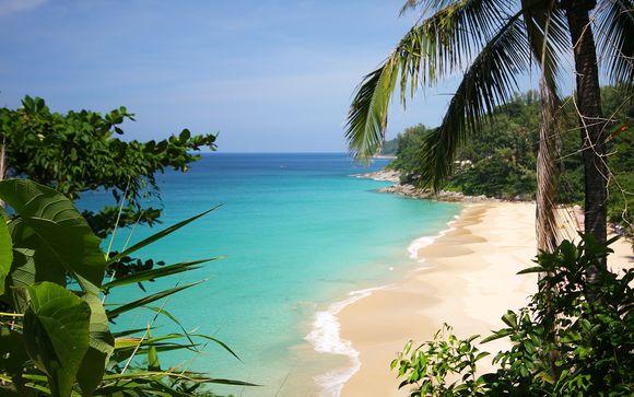 Willkommen in ... Thailand!