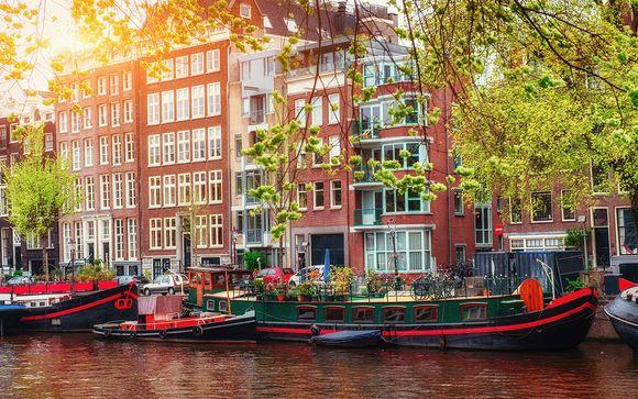 Willkommen in ... Amsterdam!
