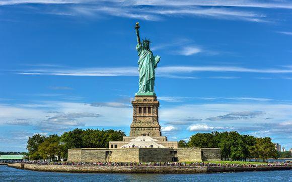 Willkommen in... New York und Mexiko!