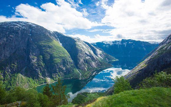 Willkommen in...Norwegen!