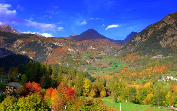 Willkommen im... Aostatal