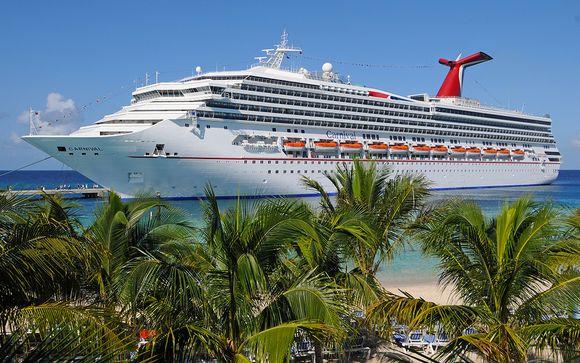 Ihre optionale Erweiterung: Kreuzfahrt auf den Bahamas