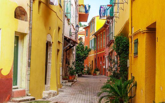 Willkommen in Nizza !