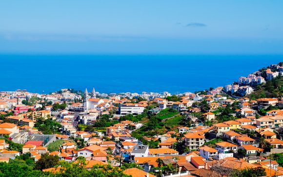 Willkommen in... Funchal!