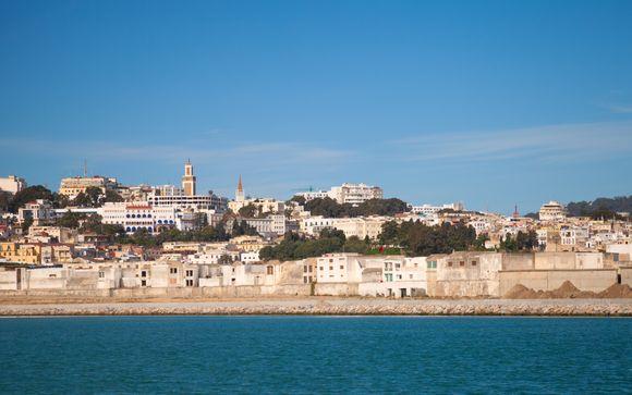 Willkommen in... Tanger...