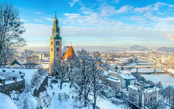 Willkommen in... Salzburg!